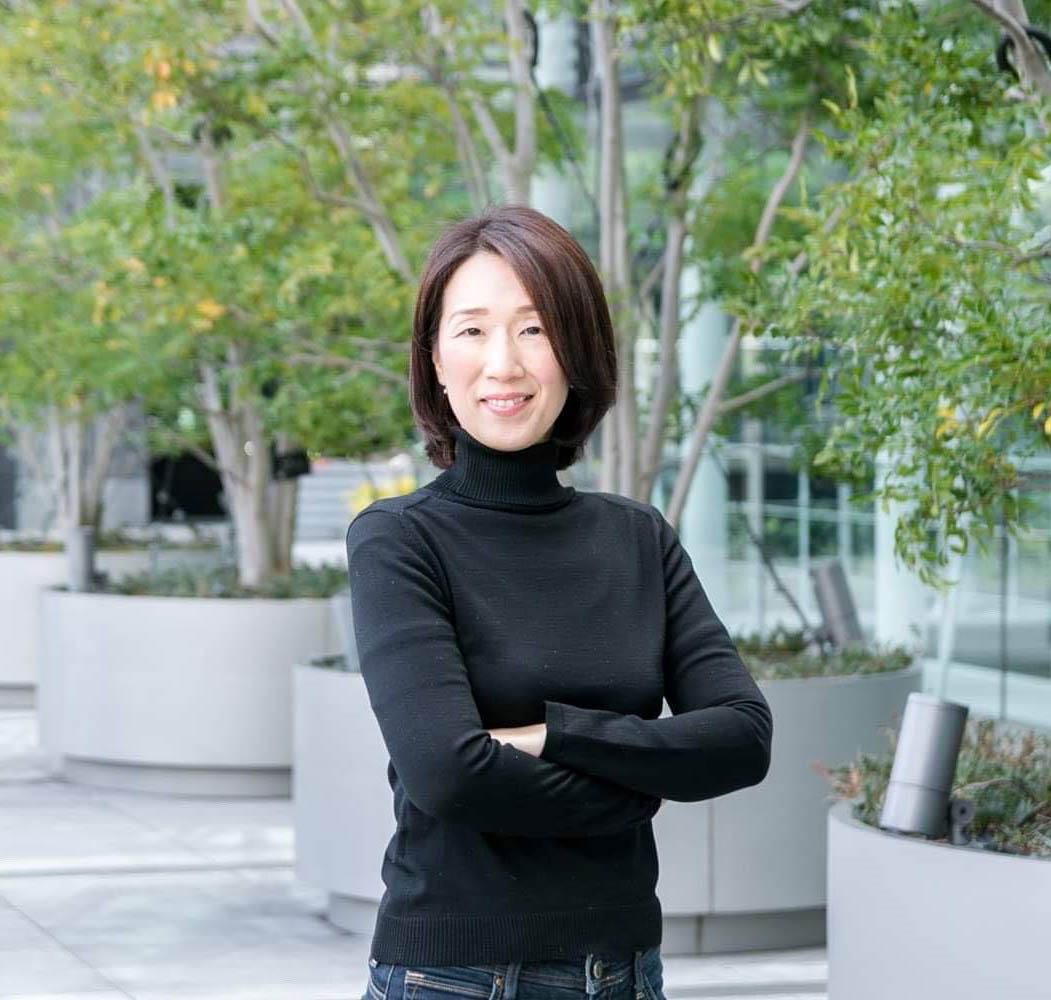 Megumi Ishitobi