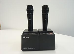 無線マイク 2個