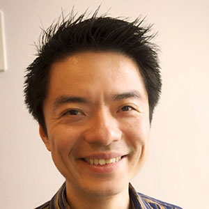 Sifang Lu (シーファン・ルー) 氏