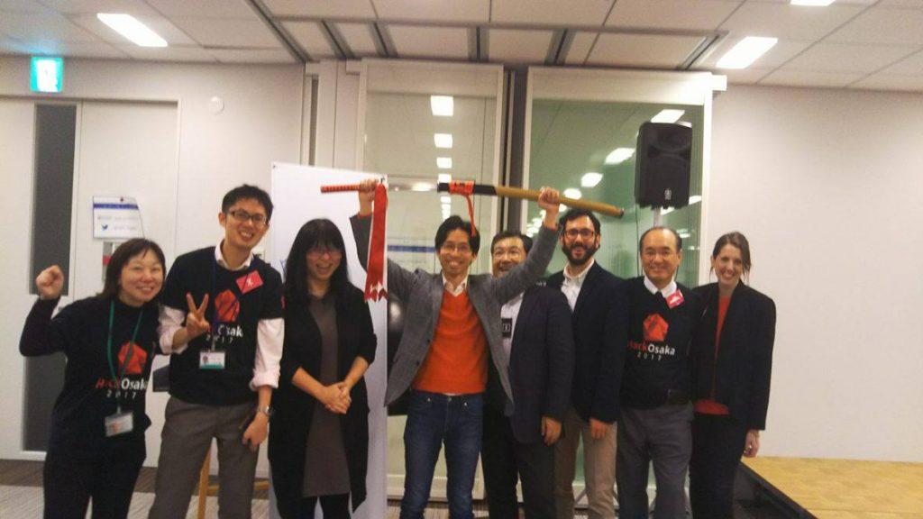 500Osaka関係者イベントが成功して大喜び